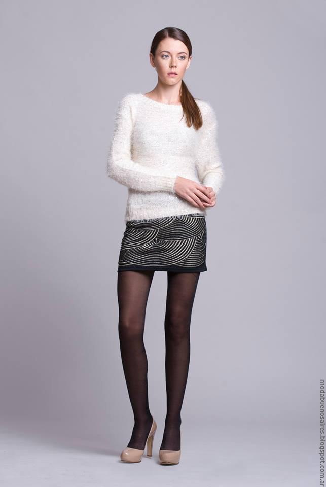 Sweaters de angora moda invierno 2016 para mujer en Argentina. Moda y Tendencias en Buenos Aires. Moda 2016.