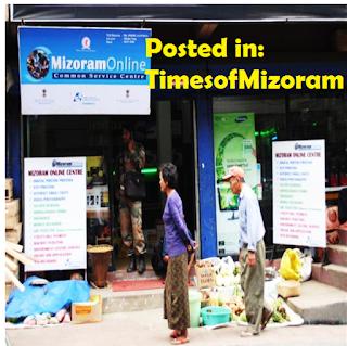 common service centre aizawl mizoram