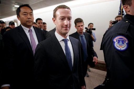 Creador de Facebook declara en EE.UU. por filtración de datos