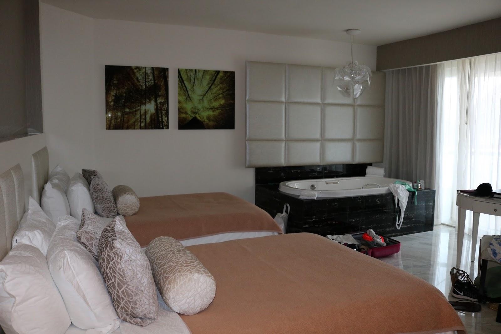 Moon Palace Resort Rooms