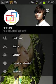 BBM Mod Tema Daesung BigBang v2.13.1.14 Apk Terbaru