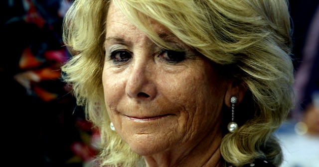 Lluvia de ZASCA a Esperanza Aguirre tras pedir la dimisión de Rita Maestre