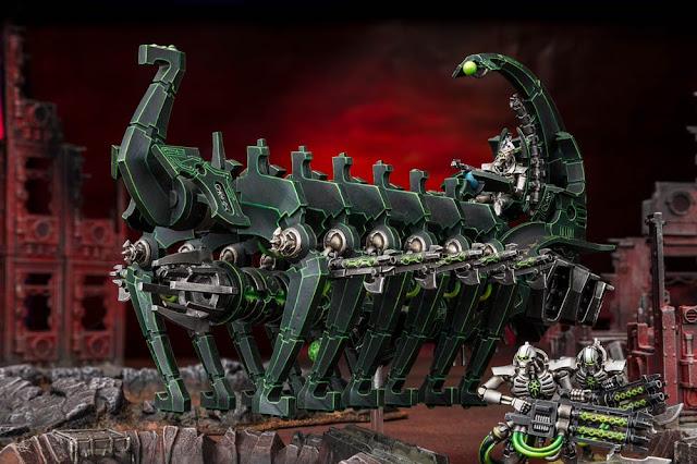 Arca de Aniquilación Necrones
