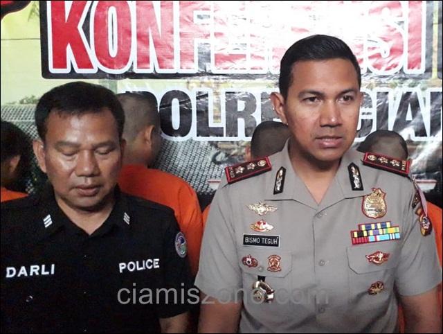 Gagal Selundupkan Sabu ke Lapas, Warga Bandung Diamankan Polisi