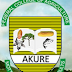 Federal College of Agriculture, Akure Matriculates 350 Students For 2015/2016 Session