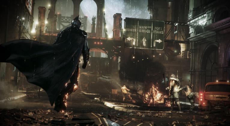 Batman Arkham Knight Complete Edition PC Full Español