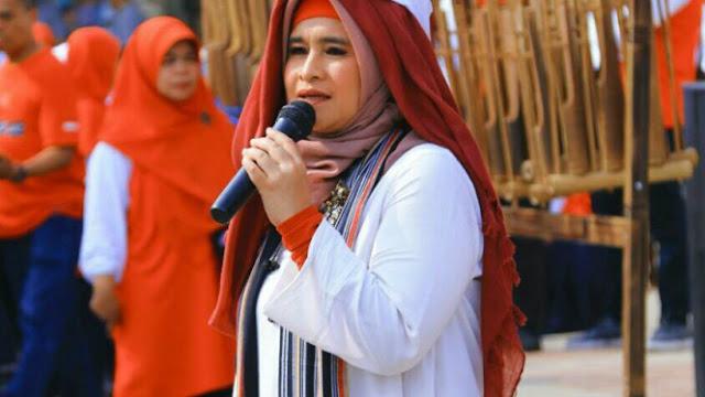 Mustofa: Neno Warisman Dipersekusi, Aksi #2019GantiPresiden Membesar