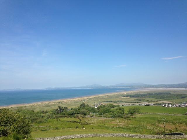 The (Very) Long and Winding Road - Irish Sea