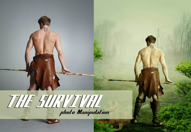 Adobe Photoshop Tutorial How To Digital Imaging Manipulation : The Survival