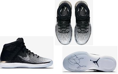 Nike Air Jordan XXXl Sneakers