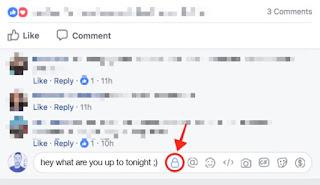 cr thắng Facebook thử nghiệm tính năng bình luận riêng tư giống Zalo