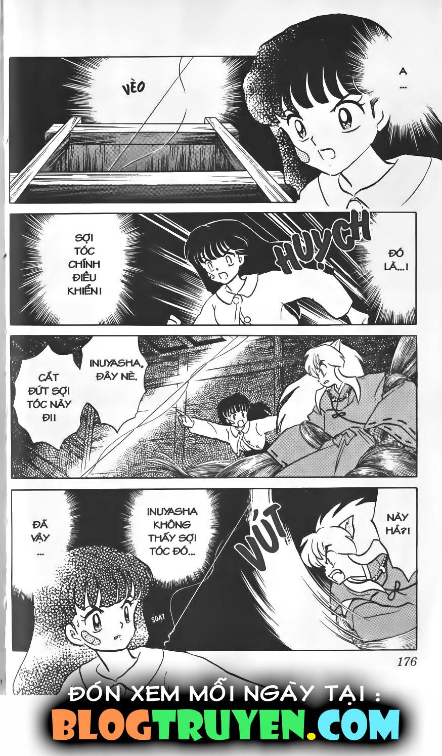 Inuyasha vol 01.8 trang 15