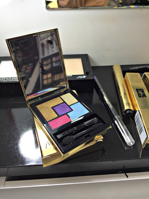 Fitness And Chicness-Maquillaje Navidad YSL-2