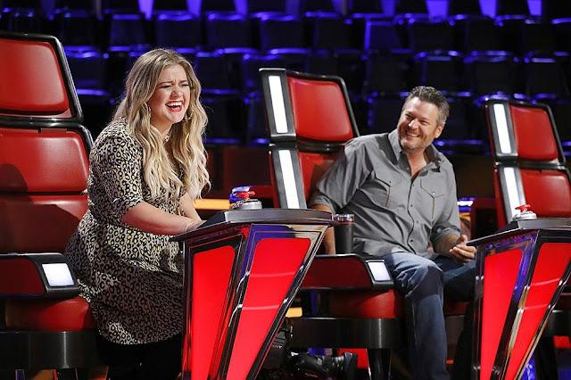 Ganó Kelly Clarkson,entrenadora en The Voice.