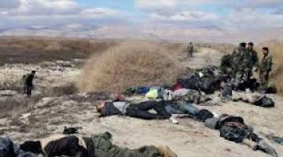 """قتل 30 """"داعشياً"""" حاولوا الفرار من أيمن الموصل الى الساحل الايسر عبر نهر دجلة"""