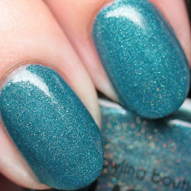 Supermoon Lacquer It's Taryn Up My Heart