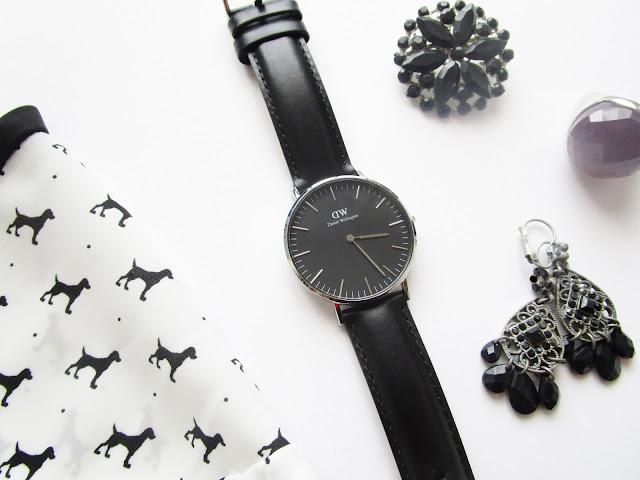 Reloj Daniel Wellington Classic Black
