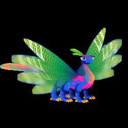 Dragón Libélula (Adulto)