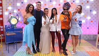 Jovem Iane de Juquiá se apresentou no The Voice Kids da TV Globo