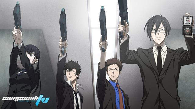 PSYCHO-PASS: Mandatory Happiness PC Full
