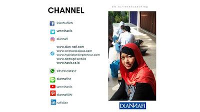 About Dian Nafi