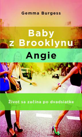Gemma Burgess ~ Baby z Brooklynu: Angie