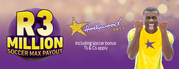 Hollywoodbets-Maximum-Soccer-Payout