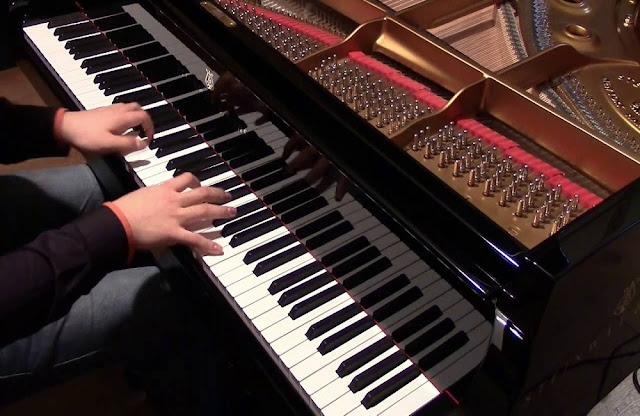 DẠY HỌC PIANO TẠI BÌNH THẠNH HCM