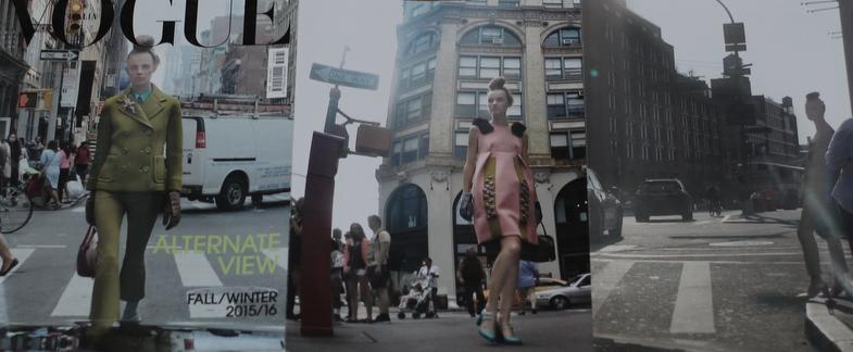 Vogue Italia prezentuje odmienną wizję kobiecości.