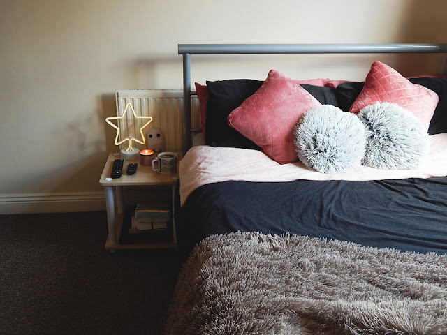 Bedroom Tour Part One || How I Styled My Bed & Side Table