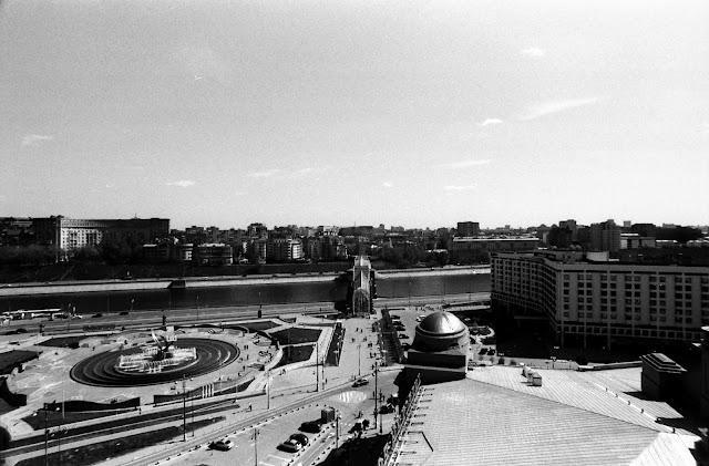 Москва глазами инженера. Киевский вокзал