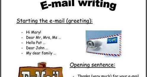 how to write bilingual emails