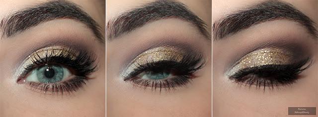 makeup gold