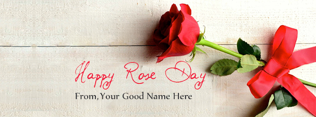 Happy Rose Day 2018 Facebook Timeline Pic