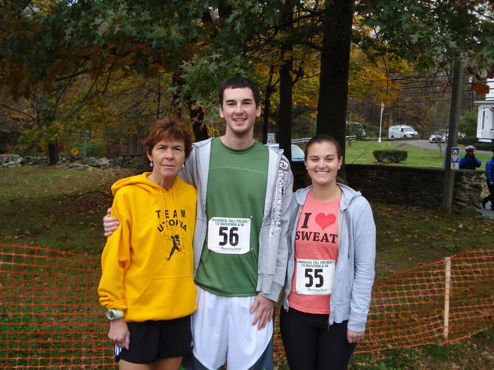 half ironman race recap