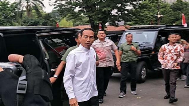 Jokowi Tak Akan Halangi Demo Mahasiswa, Tapi Ikuti Aturan