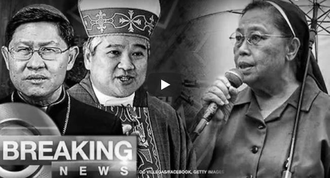 Kagimbal-gimbal na Pagbulgar ng Madre ang Tunay na Baho ni Bishop Villegas