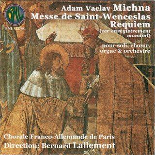 Adam Vaclav Michna: Messe de Saint-Wenceslas & Requiem