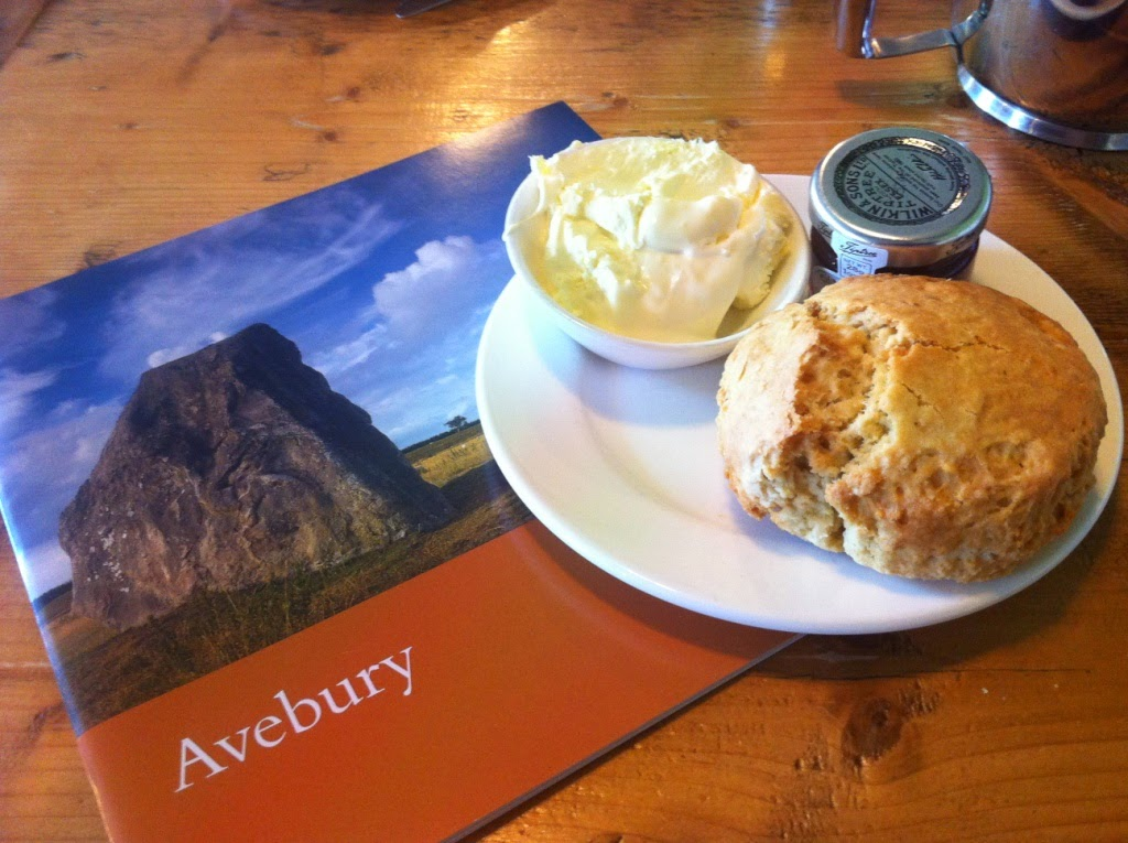 Avebury National Trust Scone