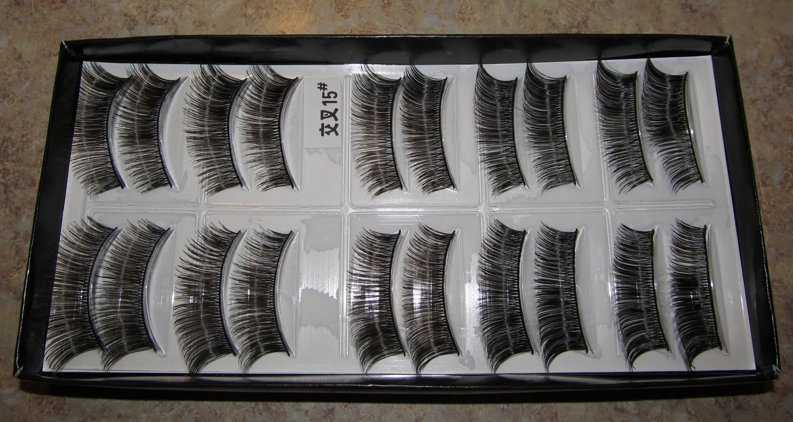 KKCenterHK - False Lashes Review