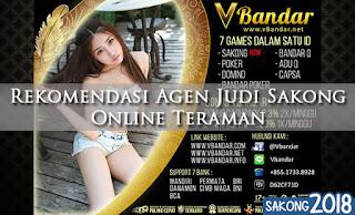 Rekomendasi Agen Judi Sakong Online Teraman