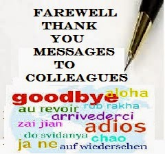 Sample Messages And Wishes What To Write In A Farewell