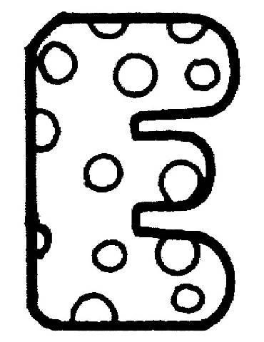 Bubble Letters Coloring Pages : bubble, letters, coloring, pages, Nengaku:, Bubble, Letter, Coloring, Pages