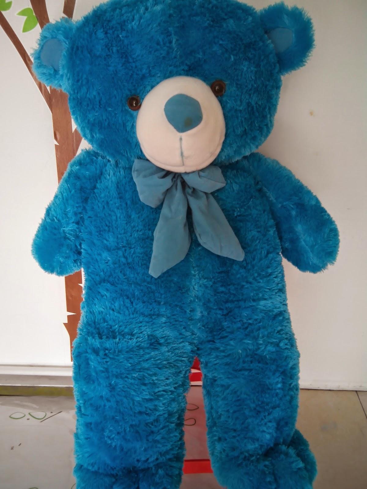 teddy pita biru jumbo 220ribu c8d11f9867