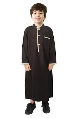 Ide baju gamis anak laki-laki modern