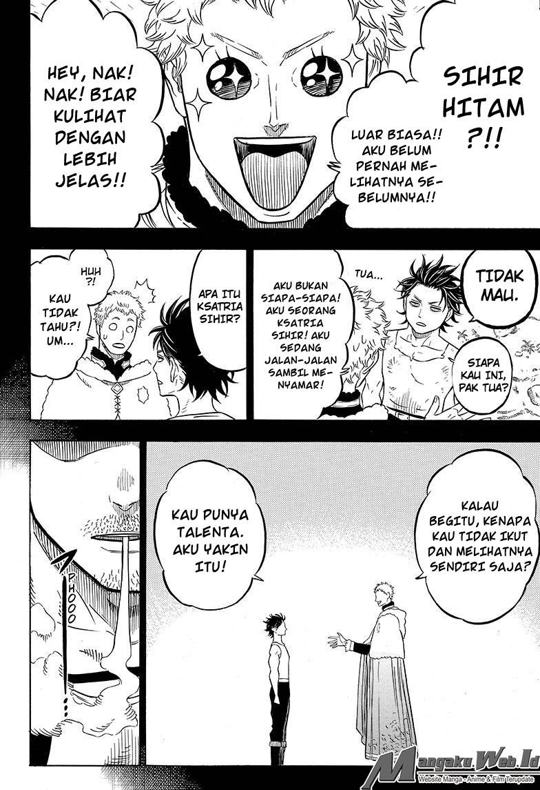 Manga Black Clover Chapter 56 Bahasa Indonesia