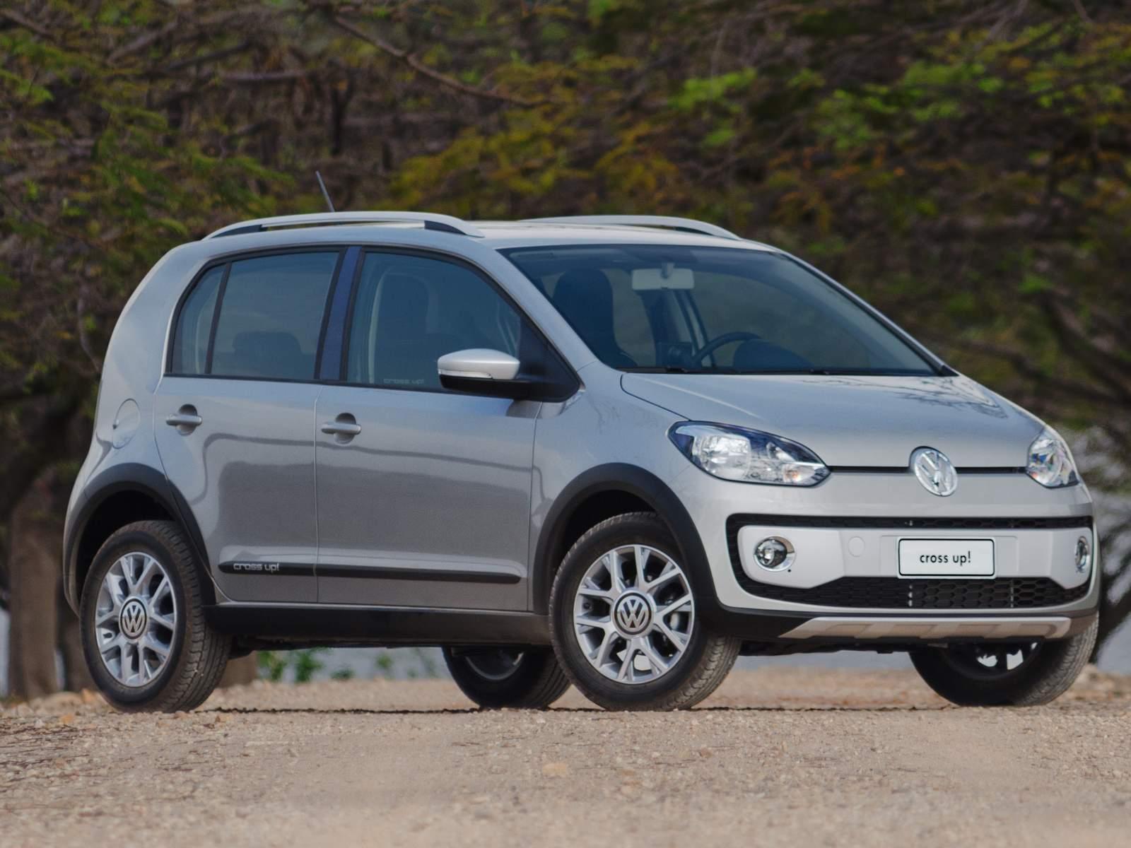 Volkswagen Up! - modelo sub-compacto mais vendido em agosto