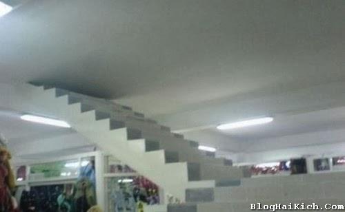 Hình ảnh vui về cầu thang