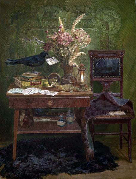 Still Life Paintings By Victoria Kirjanova
