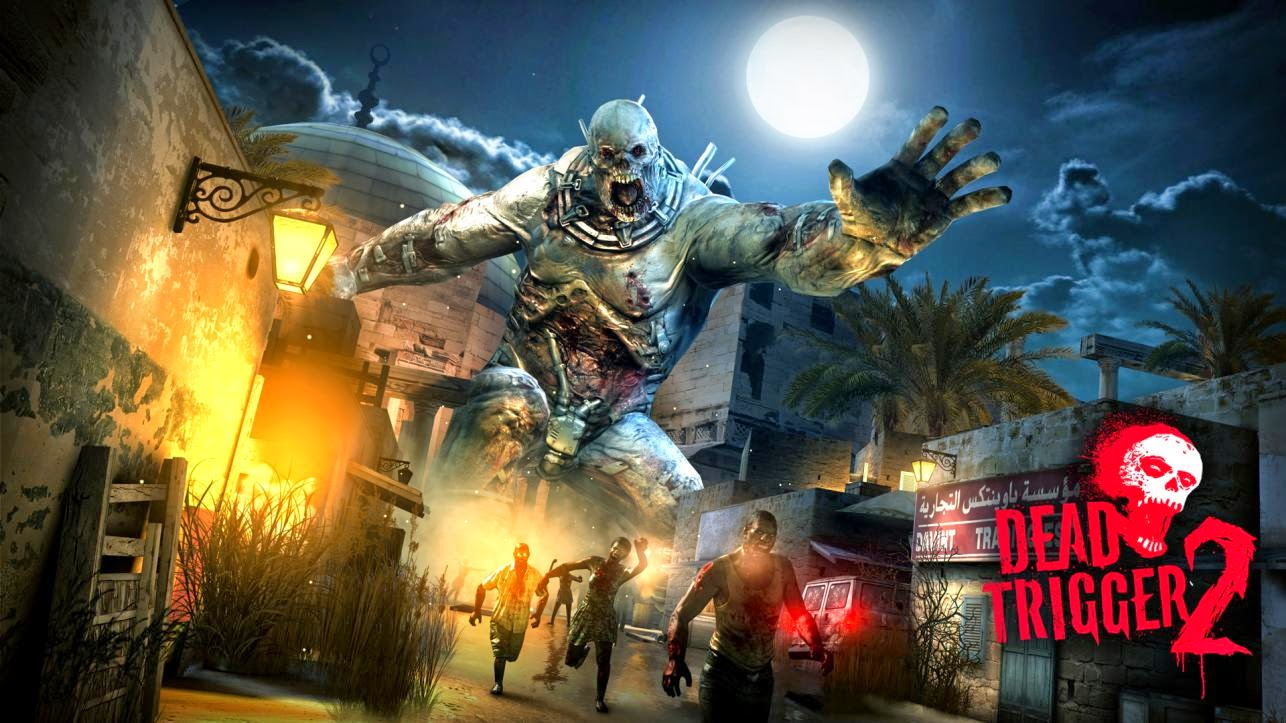 Dead Trigger 2 Android Apk+data Free Download